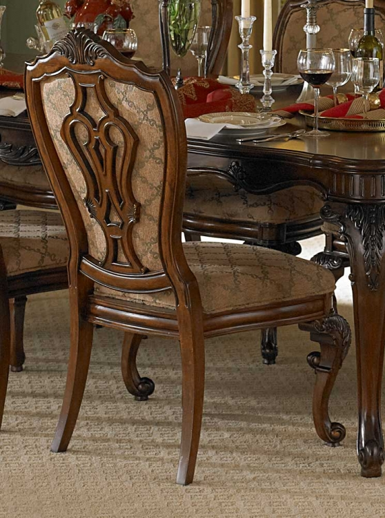 Cromwell Side Chair - Homelegance