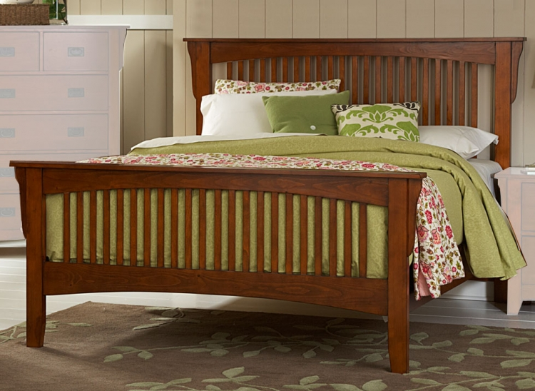 Danville Bed - Homelegance