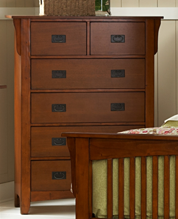 Danville Chest - Homelegance
