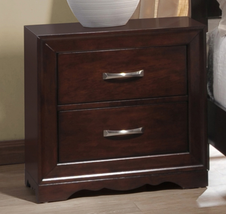 Hendrick Night Stand - Homelegance