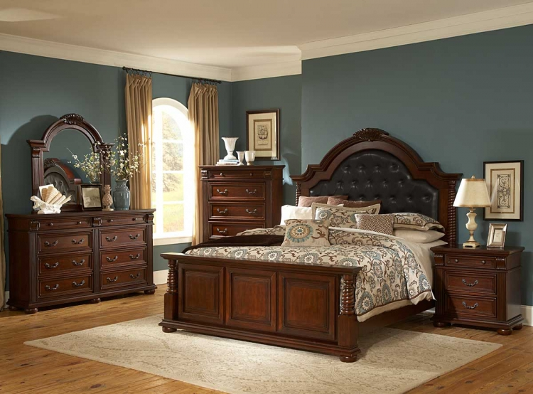 Silas Bedroom Set - Homelegance