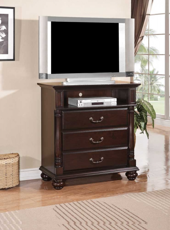 Townsford TV Chest - Homelegance