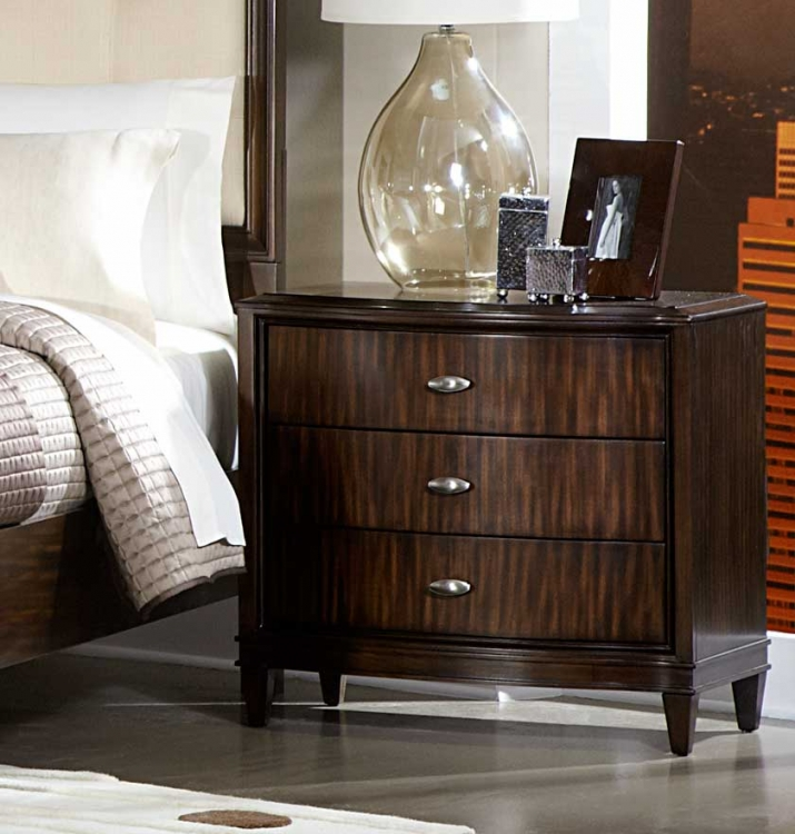 Abramo Night Stand - Homelegance