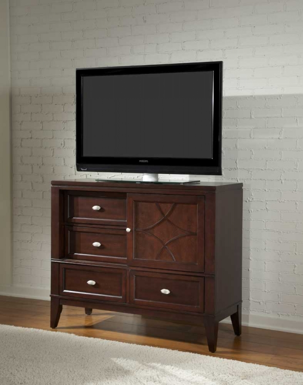 Simpson TV Chest - Homelegance