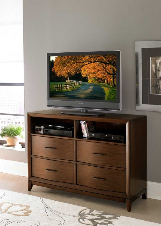 Kasler TV Chest - Homelegance