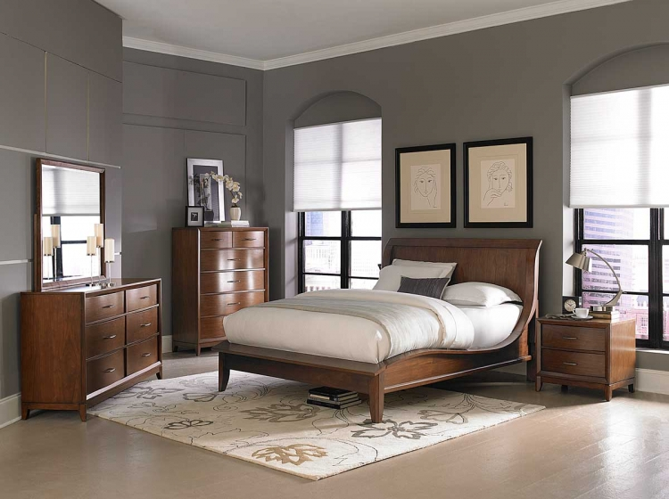 Kasler Platform Bedroom Set