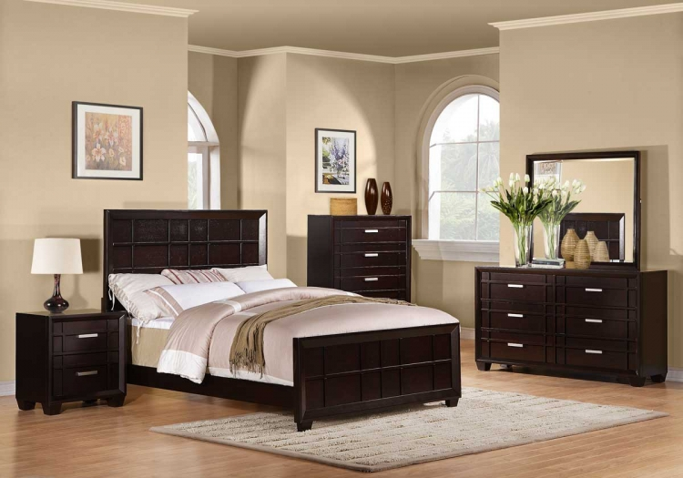 Lewiston Bedroom Set - Homelegance