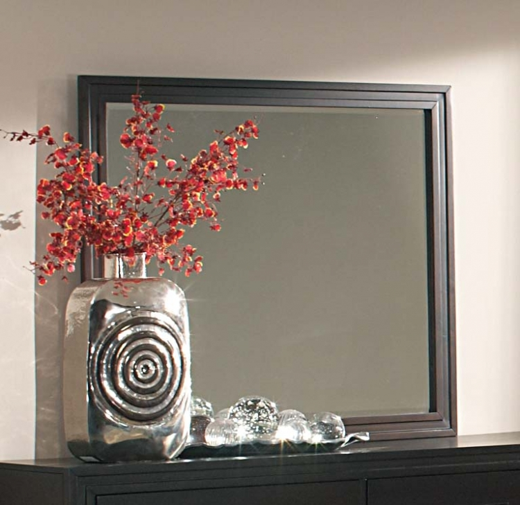 Lindley Mirror - Black