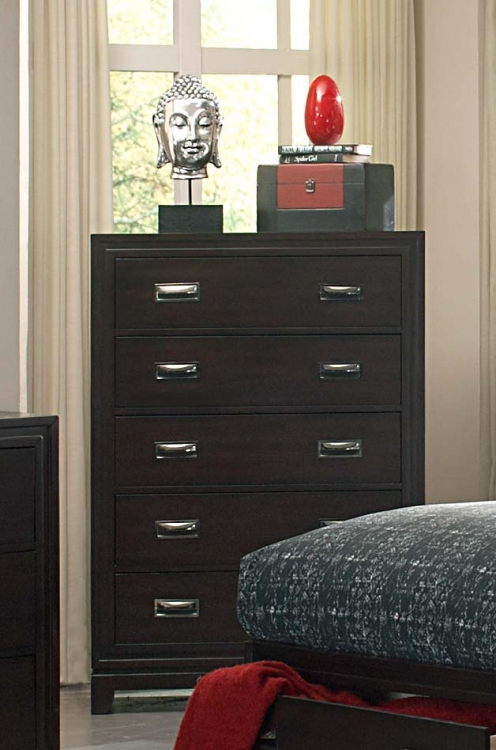 Lindley Chest - Black