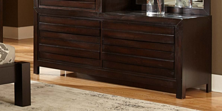 Danika Media Chest - Dark Espresso - Homelegance