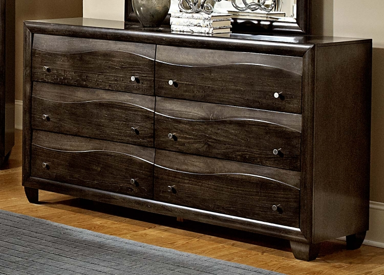 Redondo Dresser - Grey-toned Brown