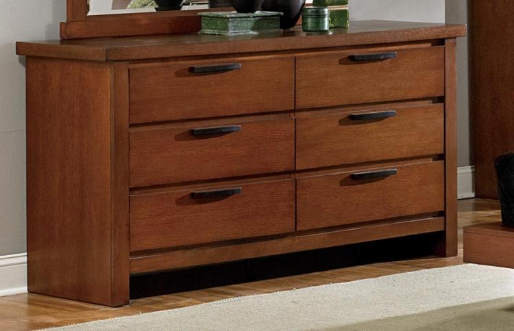 Kobe Dresser - Dark Oak