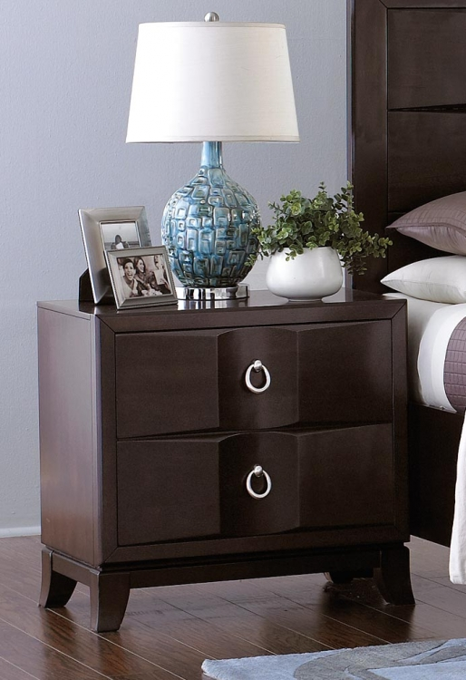 Edmonston Night stand - Espresso