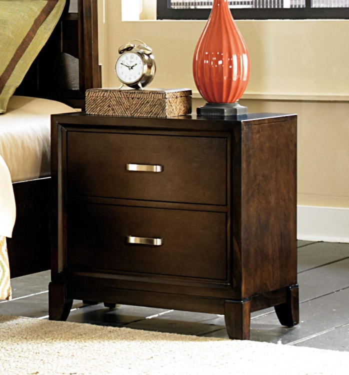 Darien Night stand - Espresso