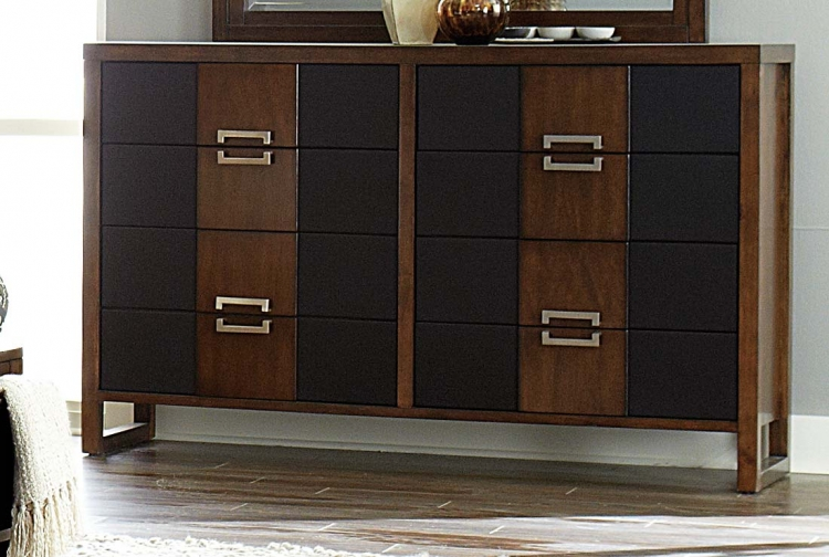 Zeigler Dresser - Brown Cherry