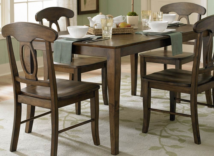 Merritt Dining Table - Homelegance