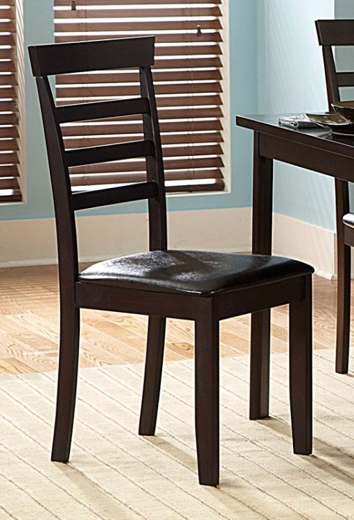 Market Side Chair - Leatherette