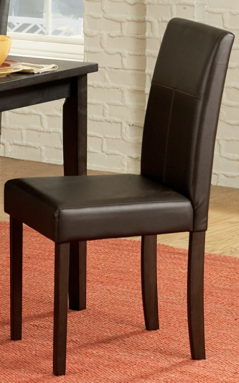 Dover Side Chair - Homelegance