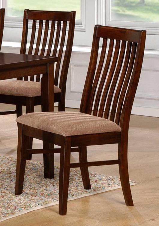 Hale S2 Side Chair - Walnut