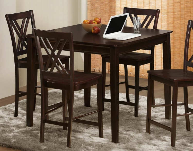 Hodges Counter Height Table - Homelegance