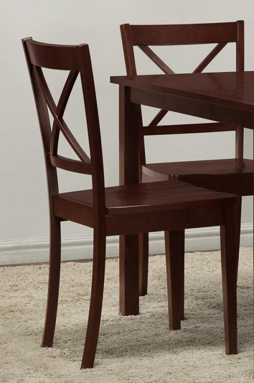 Sloan Side Chair - X Back