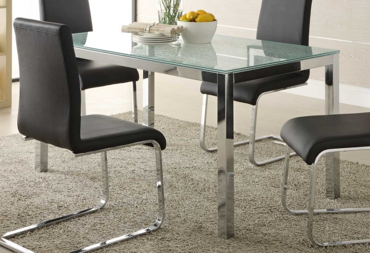 Knox Glass Dining Table