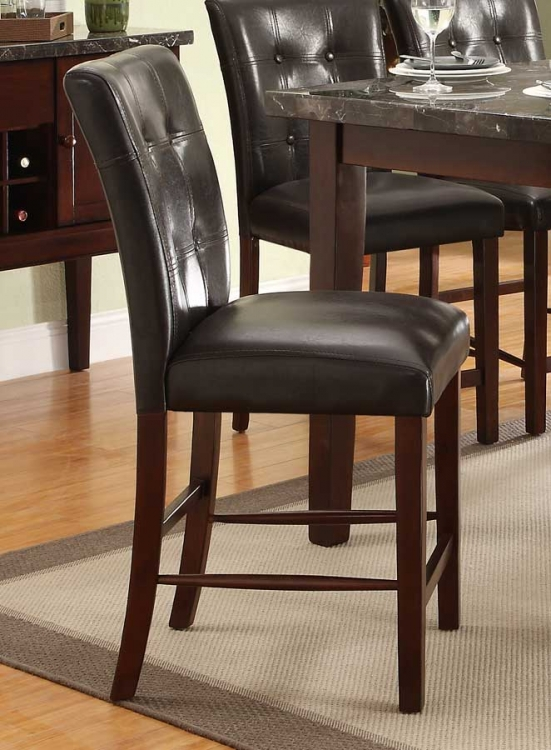 Decatur Counter Height Chair - Espresso