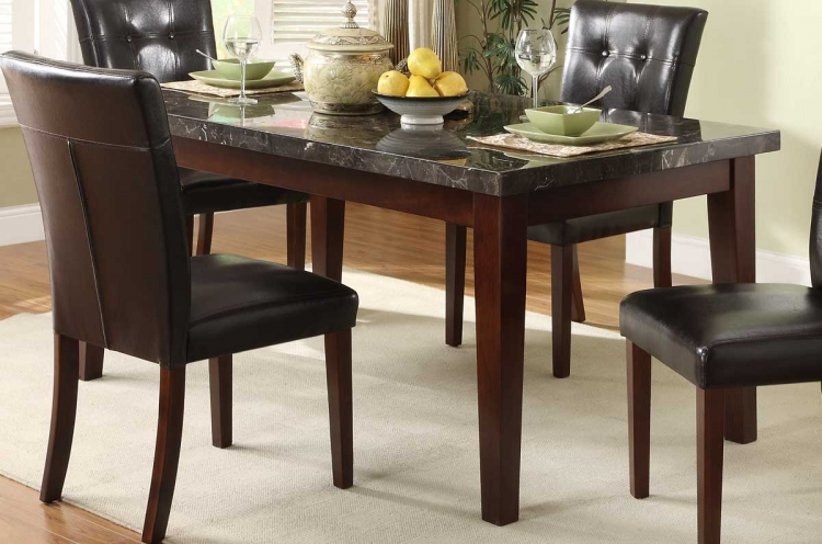 Decatur Dining Table - Espresso - Homelegance