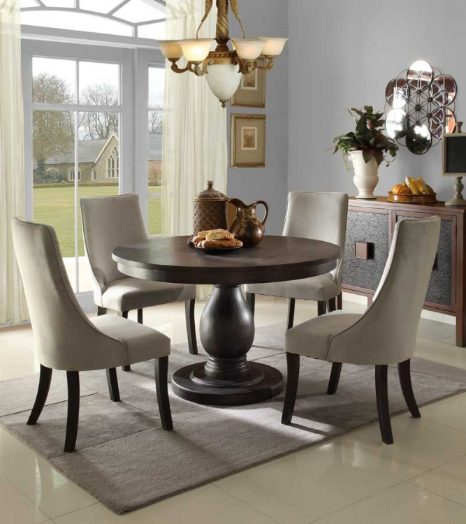 Dandelion Dining Set - Homelegance