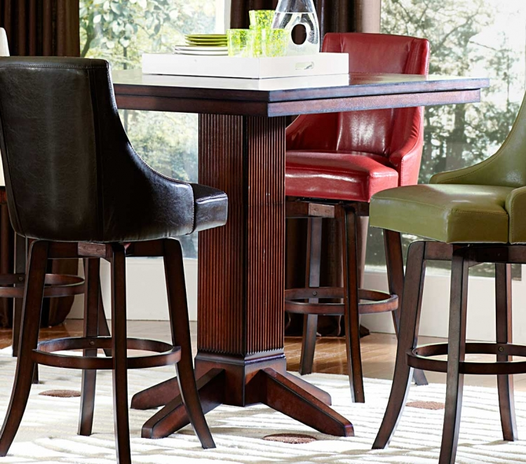 Annabelle Pub Height Table - Homelegance
