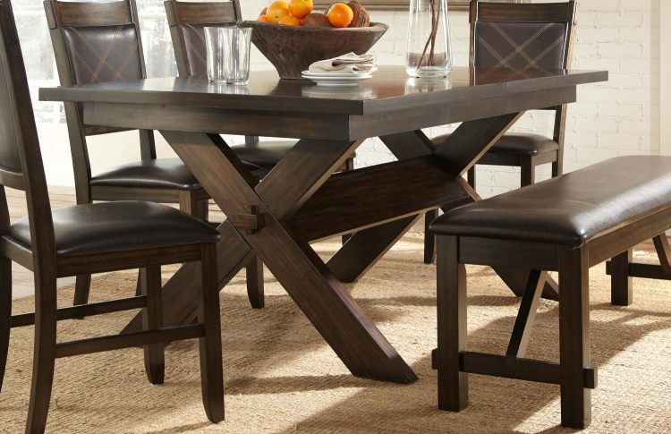 Roy Dining Table - Espresso