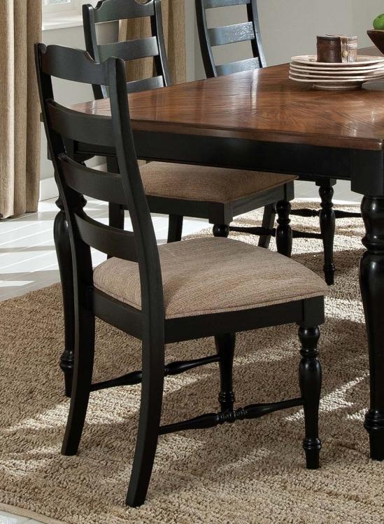 McKean Side Chair - Oak