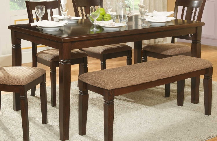 Devlin Dining Table - Espresso - Homelegance