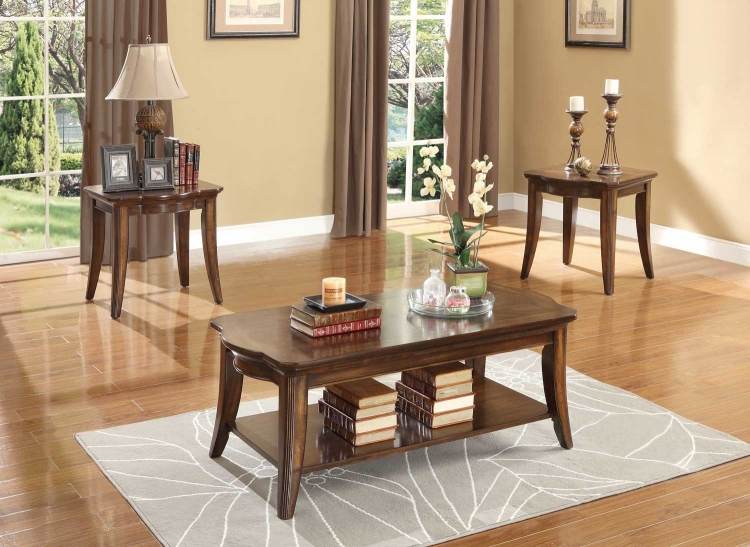 Keegan 3-Piece Occasional Tables