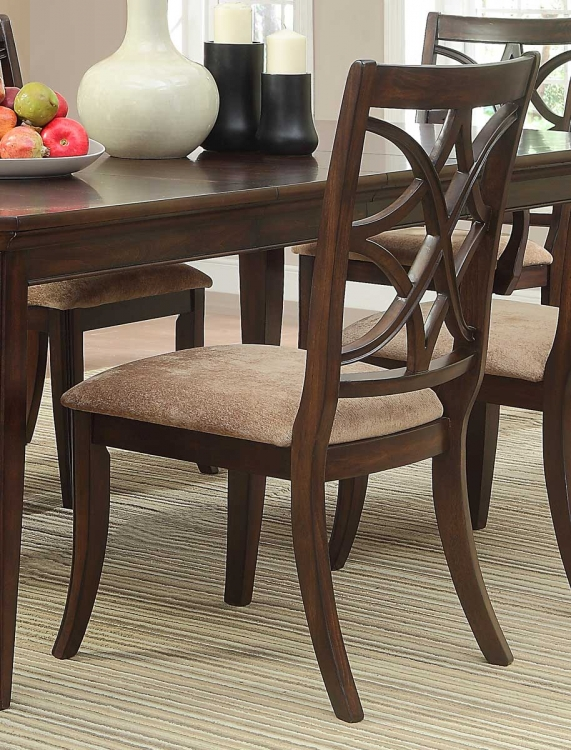 Keegan Side Chair - Cherry