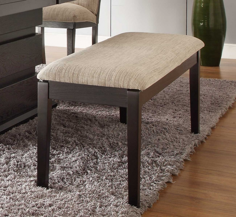 Tanager� Bench - Dark Espresso
