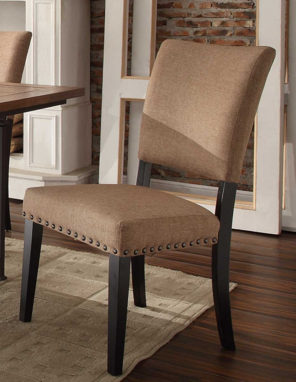Derry Side Chair - Brown