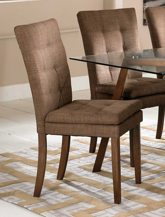 Maitland Side Chair - Neutral Brown