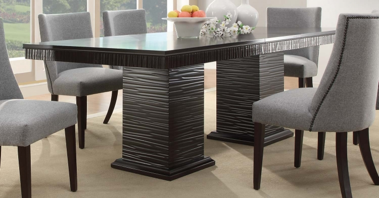 Chicago� Dining Table - Espresso�