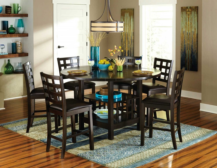 Glendine Counter Height Dining Set