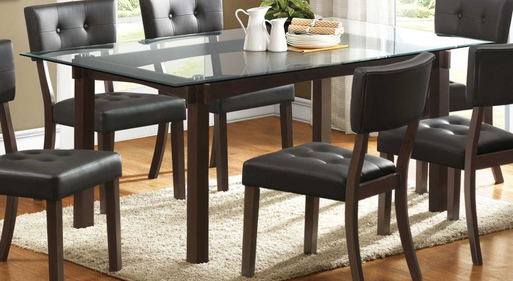 Clarity Dining Table