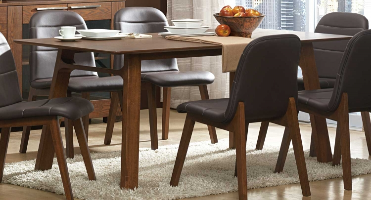 Juno Dining Table - Walnut