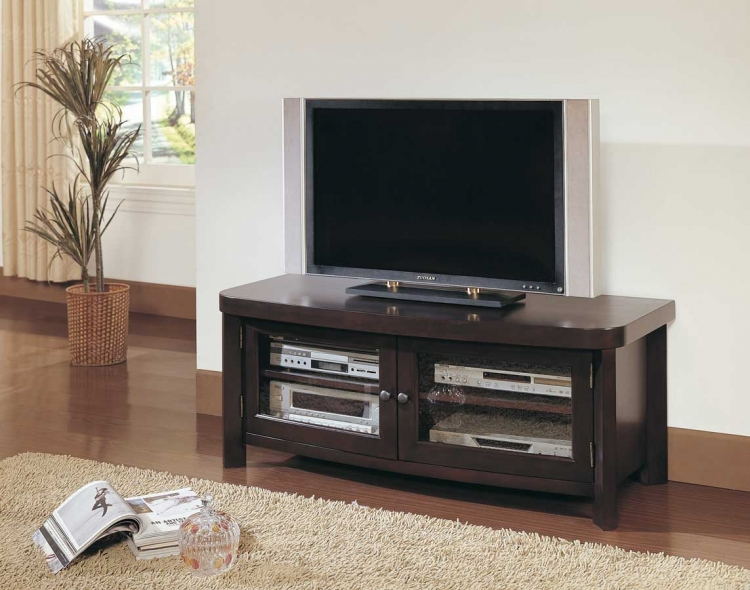 Brussel TV Stand-Homelegance