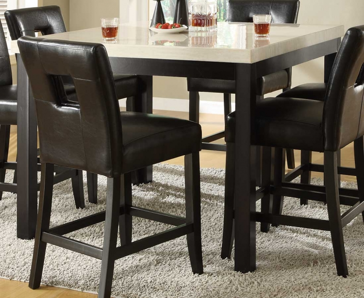 Archstone Counter Height Dining Table - Homelegance