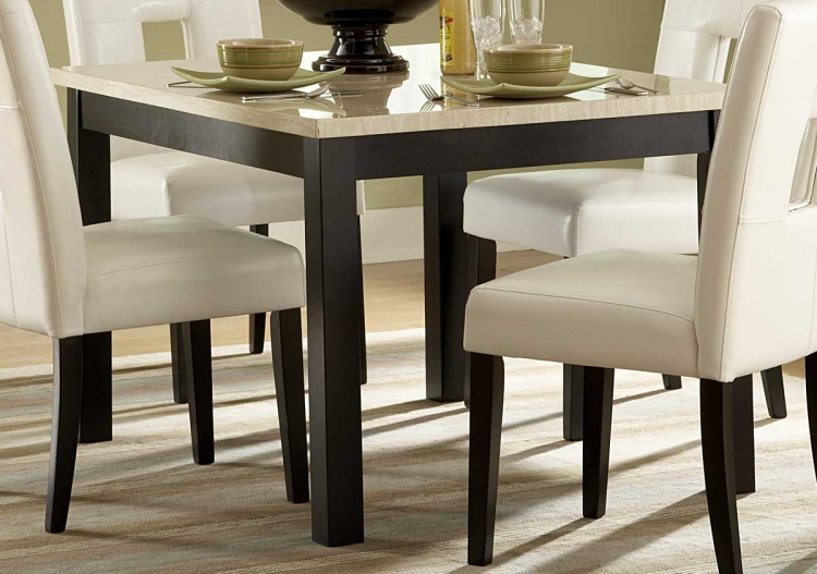 Archstone 48in Dining Table - Homelegance