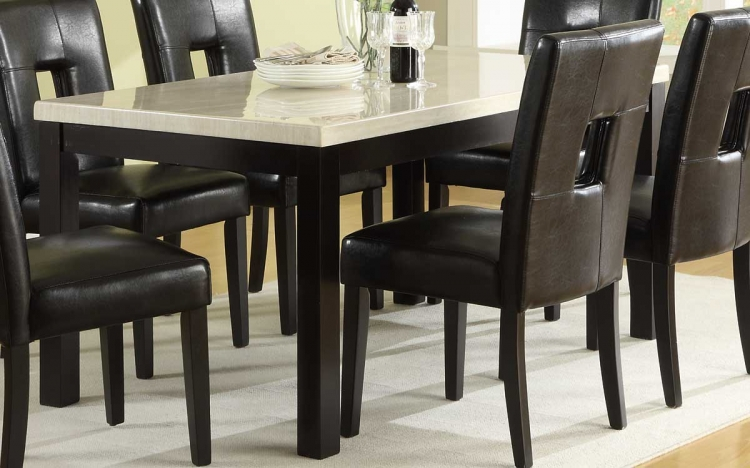 Archstone 60in Dining Table - Homelegance