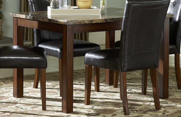 Hutchinson 48in Dining Table - Homelegance