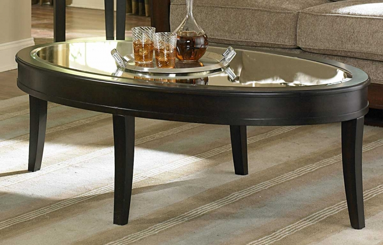 Brooksby Cocktail Table - Homelegance