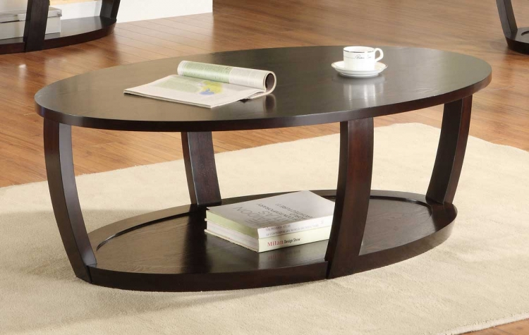 Patterson Cocktail Table - Homelegance
