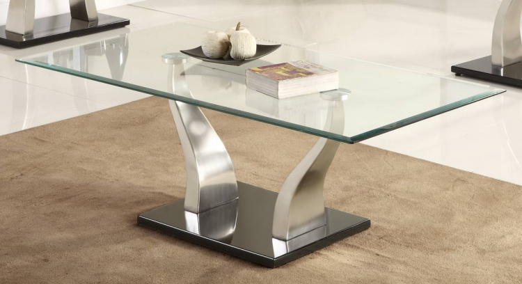 Atkins Cocktail Table - Homelegance